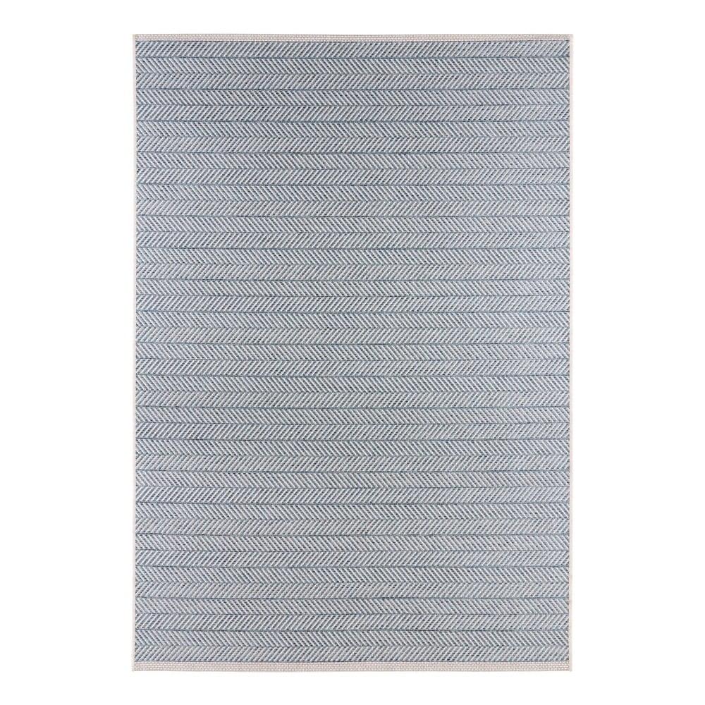 Modrý koberec vhodný i na ven Bougari Runna, 160x230cm