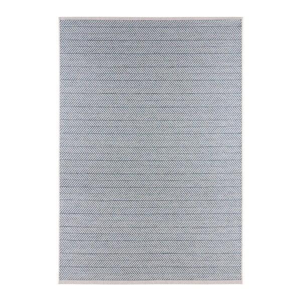 Modrý vonkajší koberec Bougari Caribbean, 70 x 140 cm