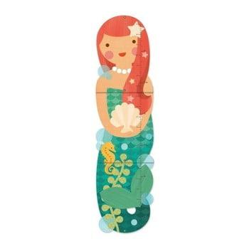 Metru pentru copii Petit collage Miss Mermaid