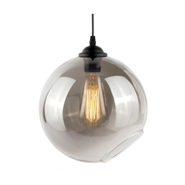 Závěsné svítidlo Leitmotiv Oiled Globe