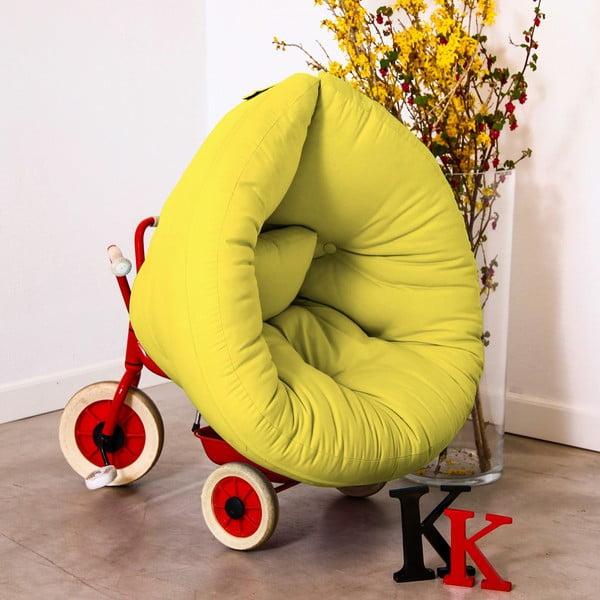 Dětské křesílko Karup Baby Nest Pistachio