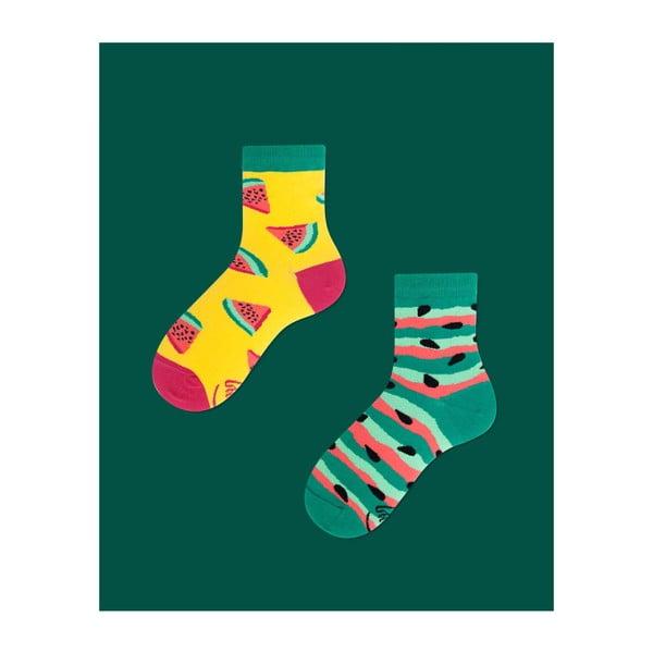 Dětské ponožky Many Mornings Watermelon Splash, vel. 23/26