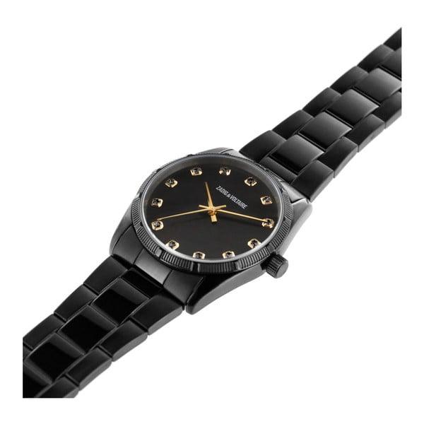 Dámské černé hodinky Zadig & Voltaire Alexandra