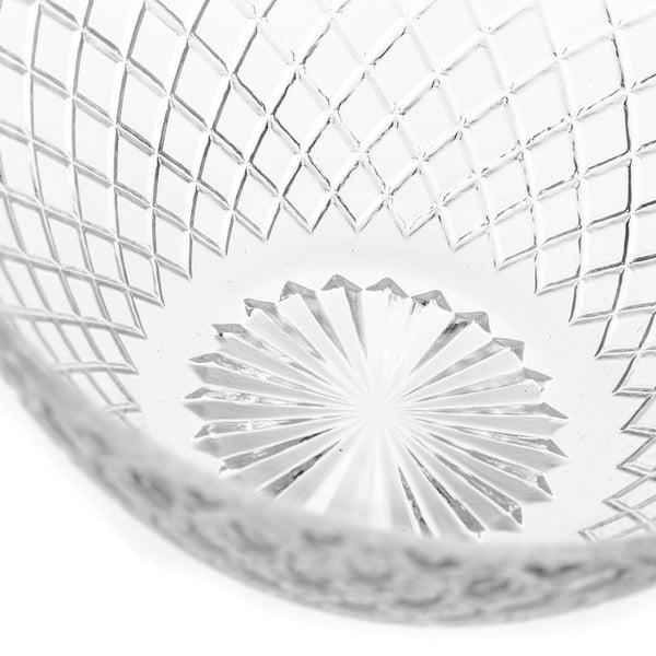 Skleněná miska Unimasa Harlequin, průměr15cm