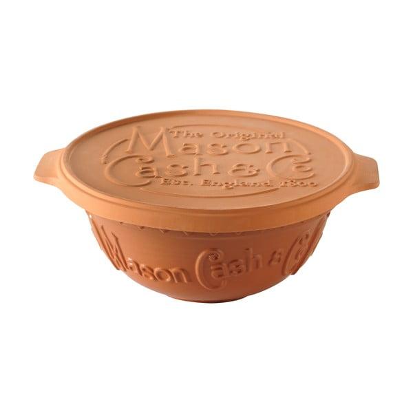 Terakotová mísa s poklopem Mason Cash Bread, ⌀ 29 cm