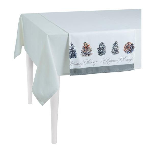 Vánoční běhoun na stůl Apolena Honey Trees, 40 x 140 cm