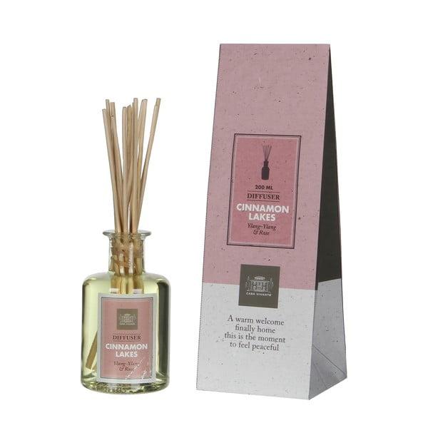 Difuzér Fragrance 200 ml, vůně skořice