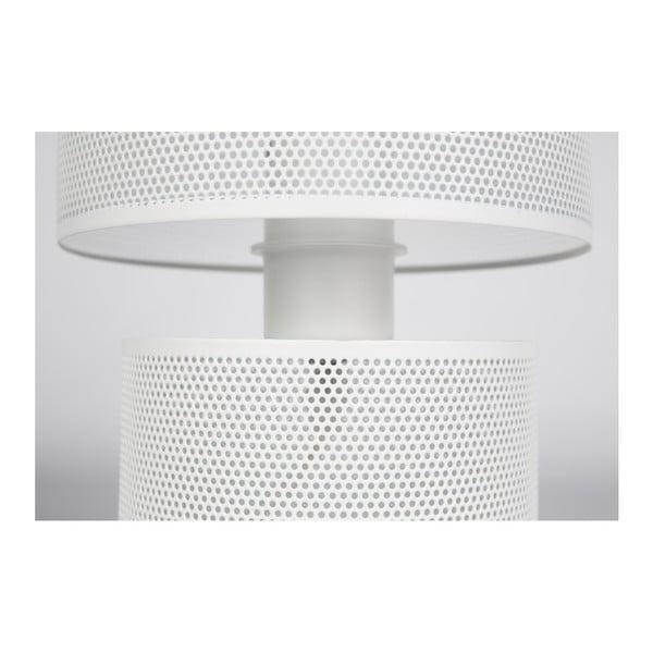 Bílá stolní lampa Zuiver Grid