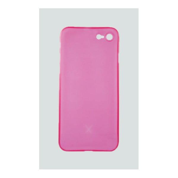 Růžový ochranný kryt pro iPhone 7 Philo Ultra Slim