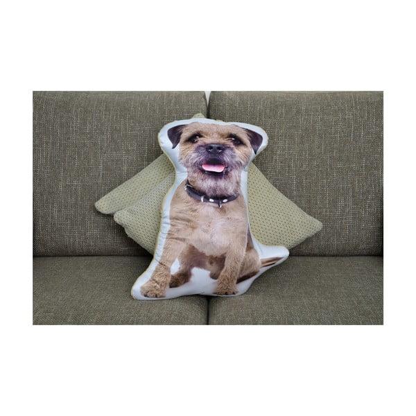 Polštářek Adorable Cushions Border teriér