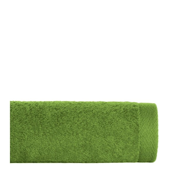 Prosop Artex Alpha, 50 x 100 cm, verde măsliniu