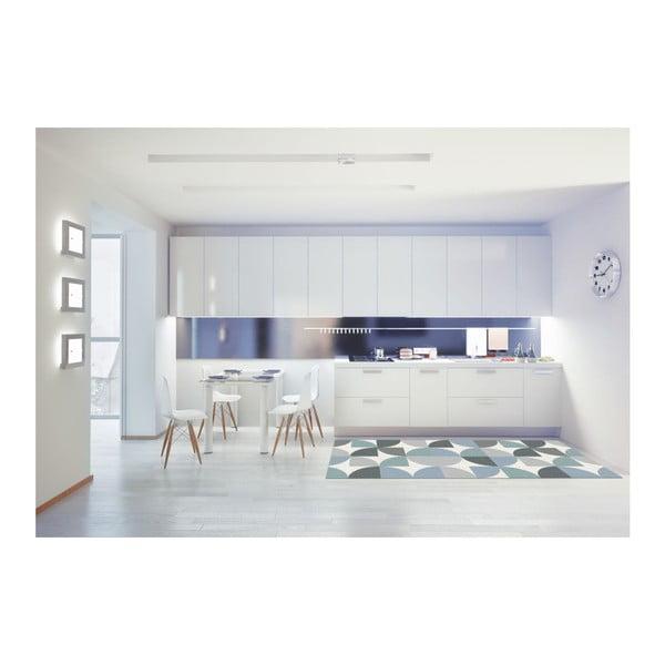 Covor Floorita Seventy Blue, 60 x 240 cm