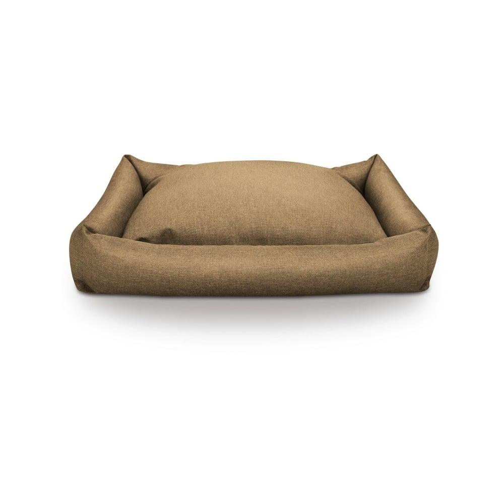Béžový pelíšek pro psy Marendog Ceres Premium