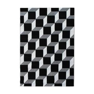 Šedohnědý koberec Tomasucci Kubo, 160x230cm