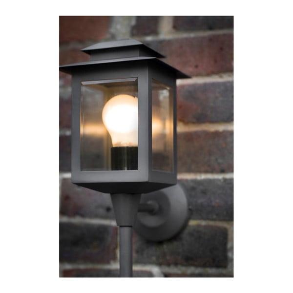 Nástěnné světlo Downton Black