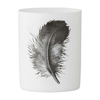 Sfeșnic din ceramică Bloomingville Feather de la Bloomingville