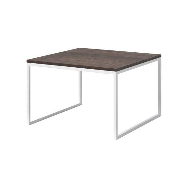 Hnědý konferenční stolek MESONICA Eco, 70 x 45 cm