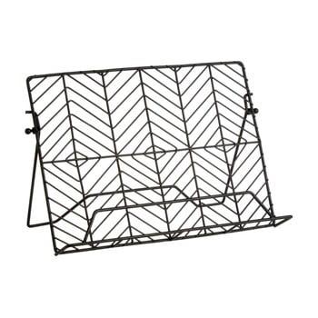 Suport metalic pentru rețetele de gătit Premier Housewares, 16 x 30 cm imagine