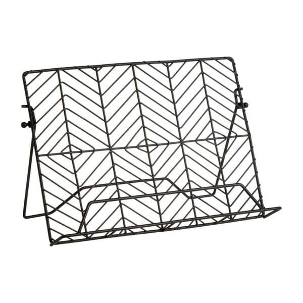 Suport metalic pentru rețetele de gătit Premier Housewares, 16 x 30 cm