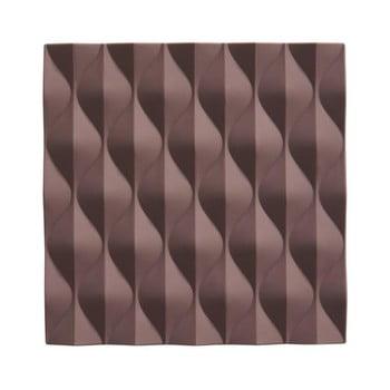 Suport din silicon pentru oale fierbinți Zone Origami Wave, mov imagine