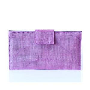 Peněženka na karty Wiky, fialová