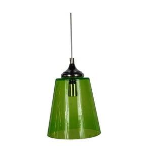 Závěsné svítidlo Lira, zelené