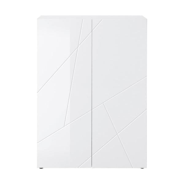 Bílý botník Germania Geometrico