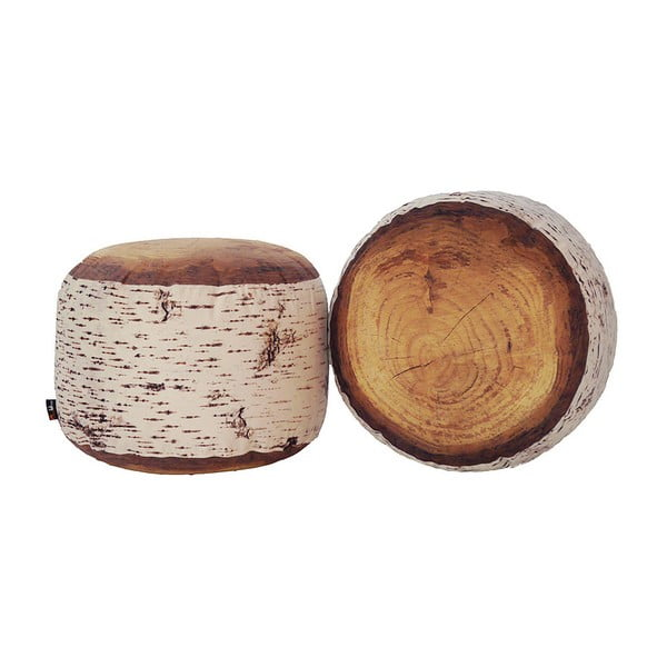 Sedák MeroWings Nordic Birch Stump, Ø 60 cm
