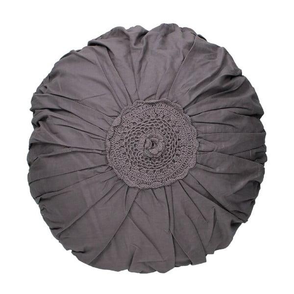Polštář Cotton Purple, 40x40 cm