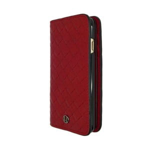 Obal na iPhone6 Wallet Weave Red