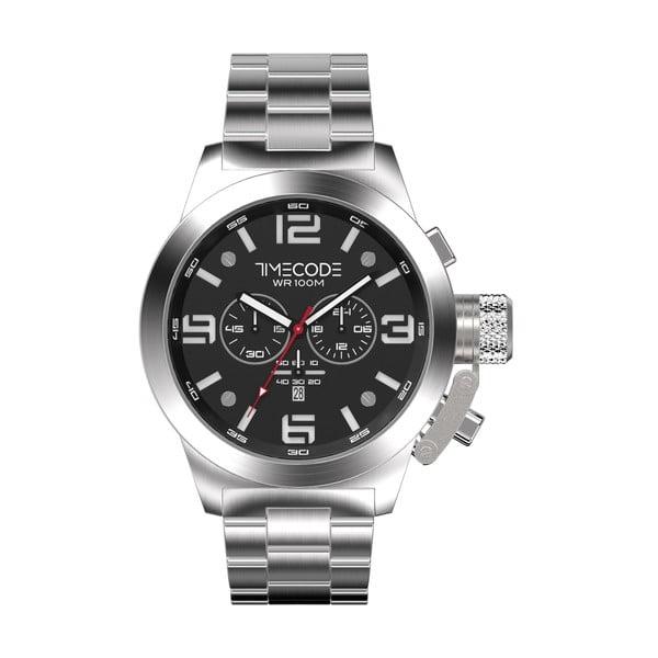 Pánské hodinky WTO 1994, Metallic/Black