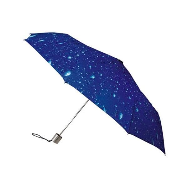 Tmavě modrý deštník Ambiance Lone Blue