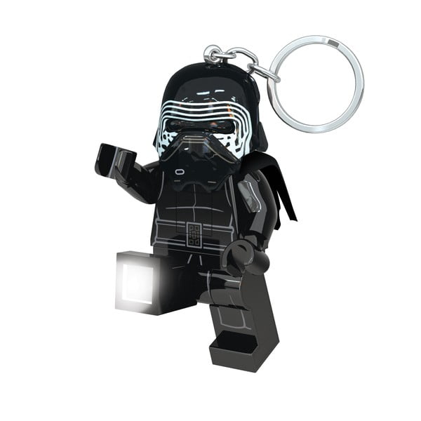 Star Wars Kylo Ren világító kulcstartó - LEGO®