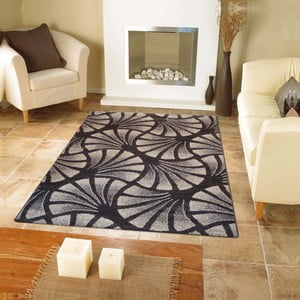 Koberec Flair Rugs Fan Beige, 133x190 cm