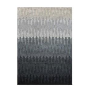 Vlněný koberec Acacia Grey, 170x240 cm