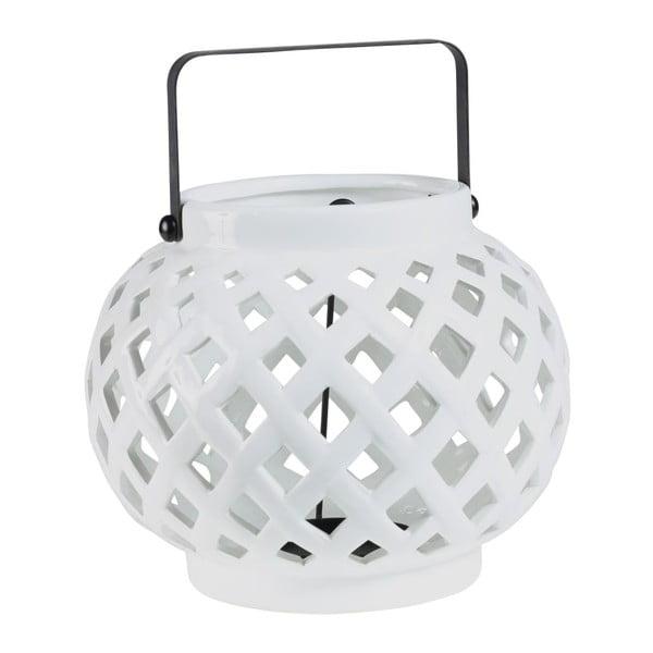 Lucerna Crois White, 20x20x16 cm
