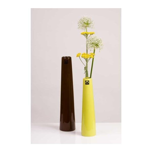 Váza Maroni 31 cm, zelená