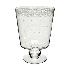 Váza Lace, 18x18x25 cm