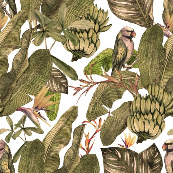 Tapet Dekornik Banana Heaven, 50 x 280 cm