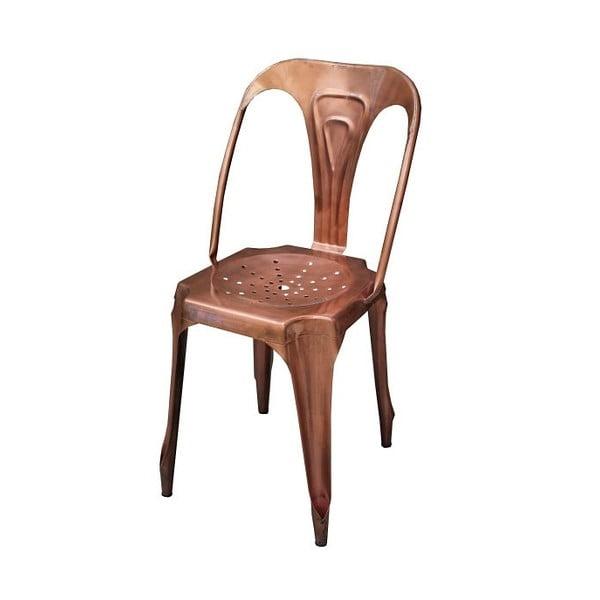 Židle Industry, měděná