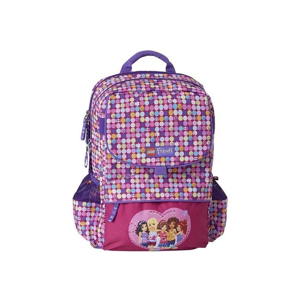 b28e8a06fa4 Školní batoh LEGO® Friends Confetti Starter