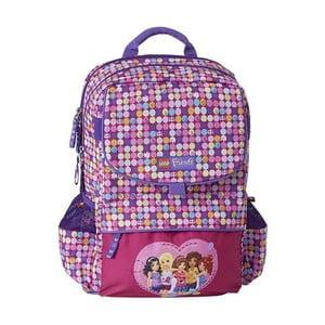 Školní batoh LEGO® Friends Confetti Starter