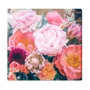 Obraz Oliver Gal Floralia Square, 40x40cm