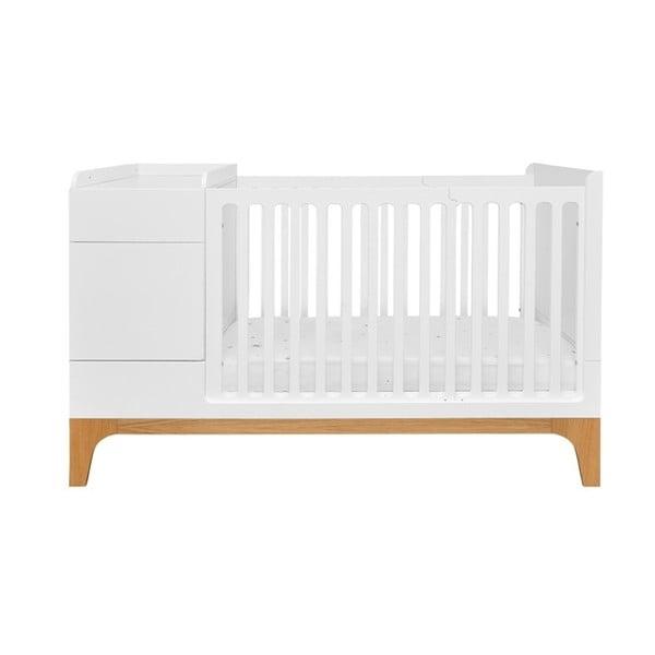Konvertibilní dětská postel BELLAMY UP, až 70x160cm