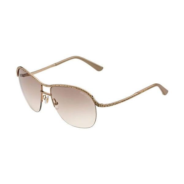 Sluneční brýle Jimmy Choo Jess Gold/Browngrey