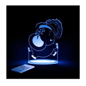 Lampă de veghe cu LED pentru copii Aloka Elephant