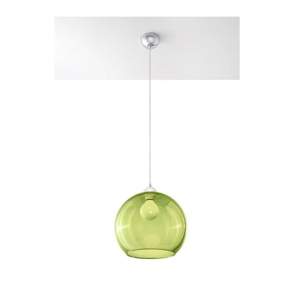 Lustră Nice Lamps Bilbao, verde