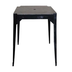 Kovový stůl Table Haute Noir