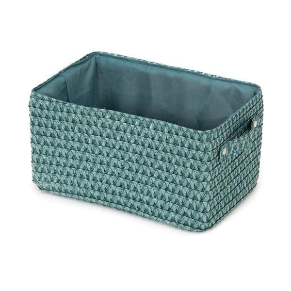 Zelený úložný košík Compactor Lilou Basket Green