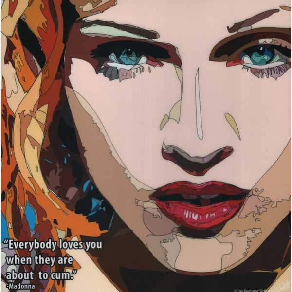 Obraz Madonna